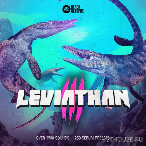 Black Octopus Sound - Leviathan 3 (MIDI, WAV, SERUM)