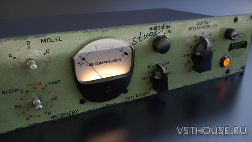 United Plugins - Soundevice Digital Royal Compressor 1.5 VST, VST3