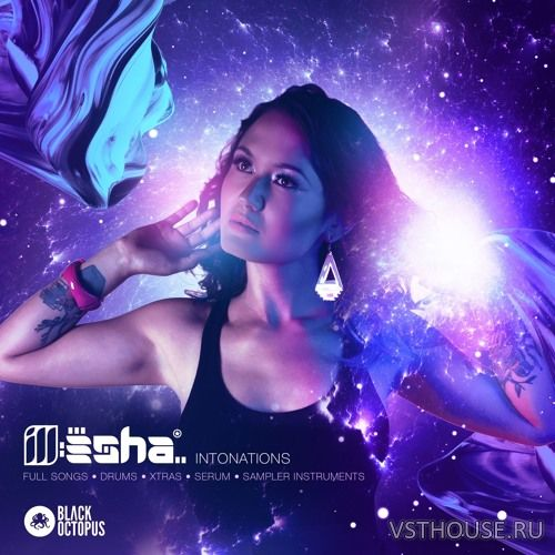 Black Octopus Sound - Ill-Esha Intonations (WAV)
