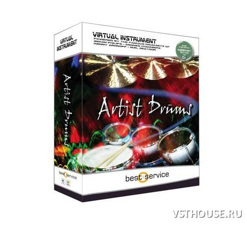 Best service artist drums vsti барабанный модуль