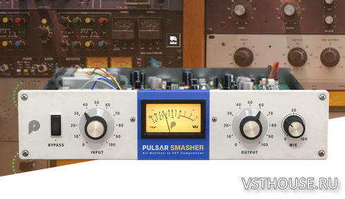Pulsar Audio - Smasher v1.0.2 VST, VST3, AAX (MODiFiED) x86 x64 R2R
