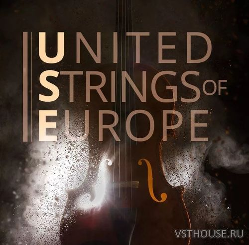 Auddict - United Strings of Europe Basses (KONTAKT)