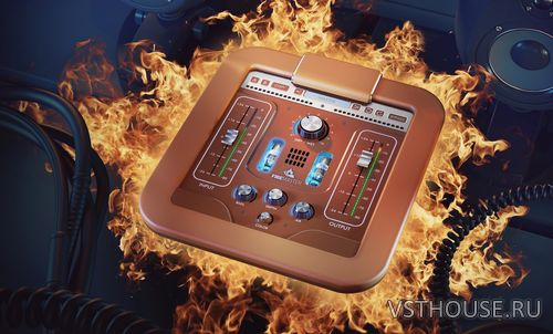 United Plugins & Fire Sonic - Fire Master v1.1 VST, VST3, AAX MODiFiE