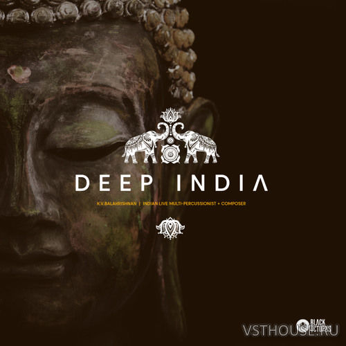 Black Octopus Sound - Deep India (WAV)