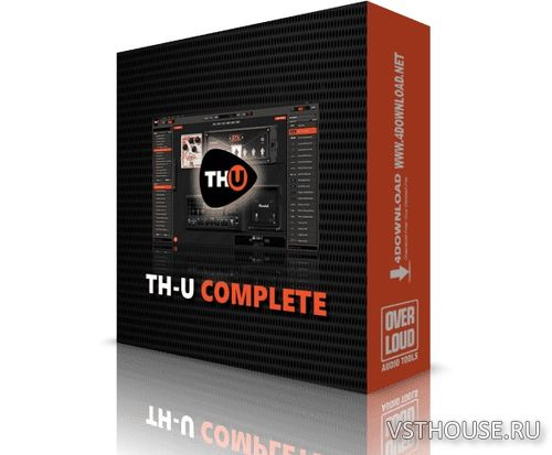 Overloud - TH-U Complete v1.1.7 Standalone, VST3, VST, AAX x86 x64