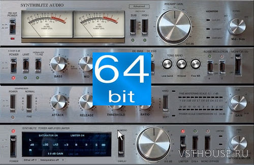 Synthblitz Audio - Bundle VST x64 (NO INSTALL, SymLink Installer)