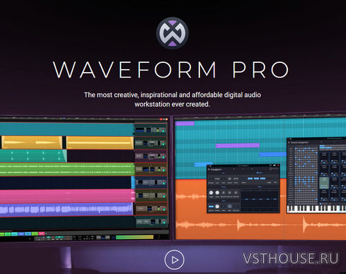 Tracktion Software - Waveform Pro 11 v11.0.24