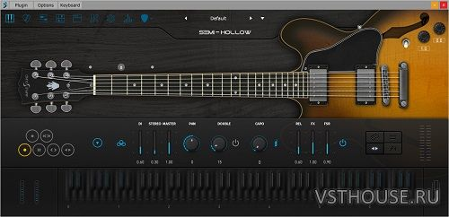 Ample Sound - Ample Guitar Semi Hollow III v3.1.0