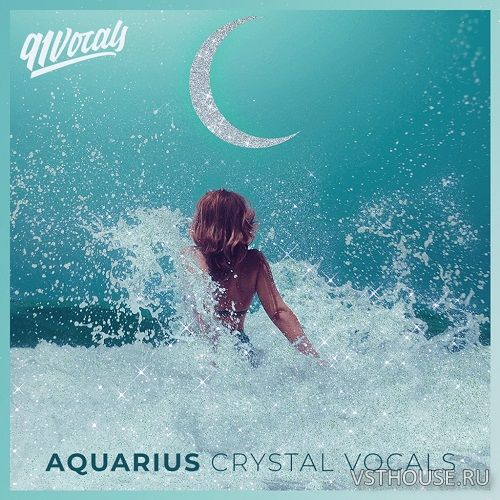 91Vocals - Aquarius Crystal Vocals (WAV)