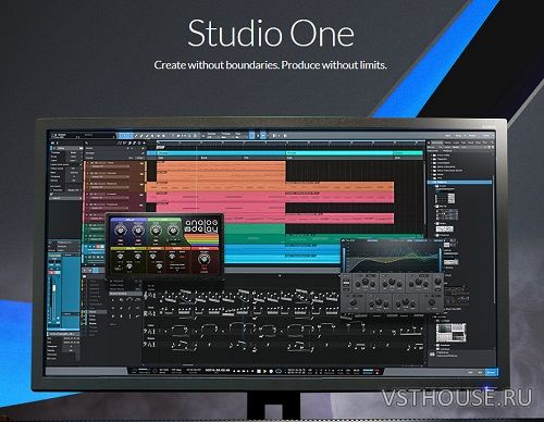 PreSonus - Studio One 5 Professional v5.0.1