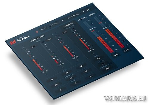 Leapwing Audio - RootOne 1.2 VST, VST3, AAX x64