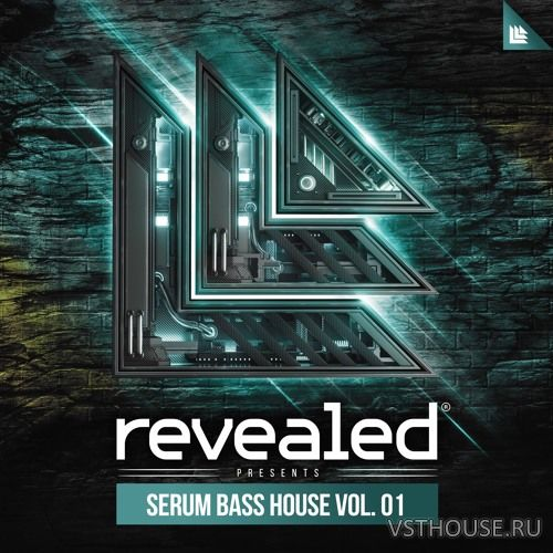 Revealed Recordings - Revealed Serum Bass House Vol. 1