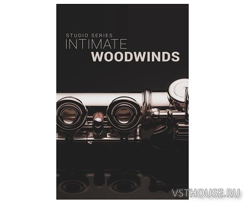 8dio - Intimate Studio Woodwinds (KONTAKT)