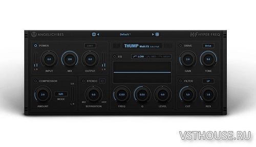 AngelicVibes - Thump 1.0.2.16 VST, VST3, AU WIN.OSX x86 x64