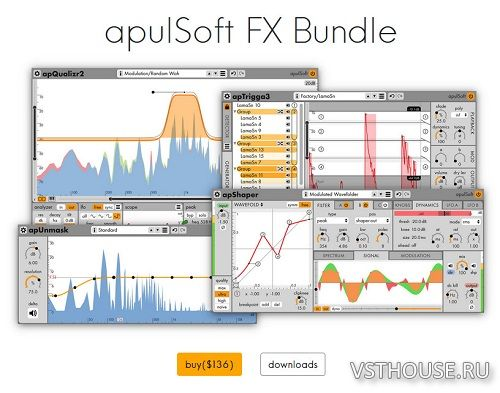 ApulSoft - FX Bundle 12.11.2020