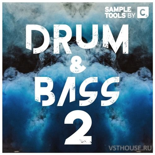 Sample Tools by Cr2 - Drum & Bass 2 (MIDI, WAV, SERUM)
