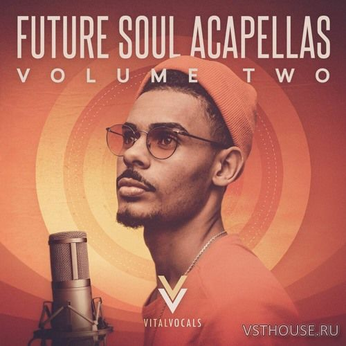 Vital Vocals - Future Soul Acapellas 2 (WAV)