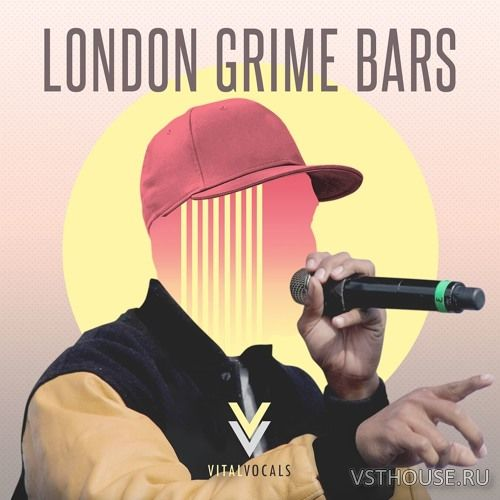 Vital Vocals - London Grime Bars (WAV)