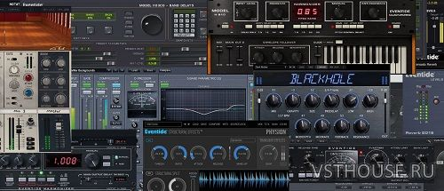 Eventide - Ensemble Bundle 2.14.2 VST, VST3, AAX x64 [12.2020]