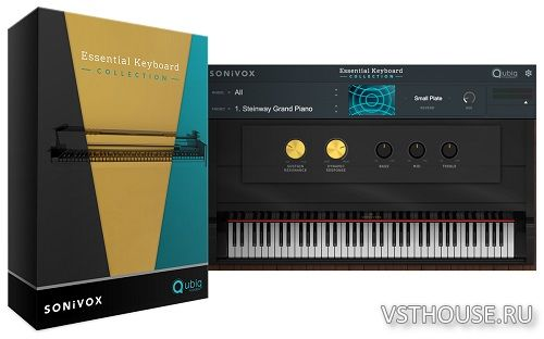 SONiVOX - Essential Keyboard Collection 1.0.1 VSTi, AAX x64