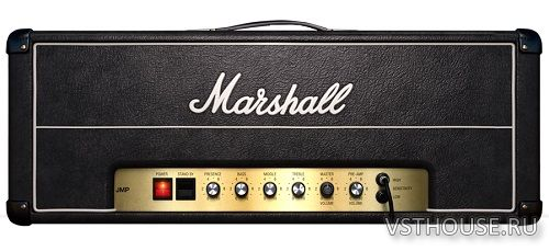 Softube - Marshall JMP 2203 v2.5.9 SSX, VST, VST3, AAX (MODiFiED)