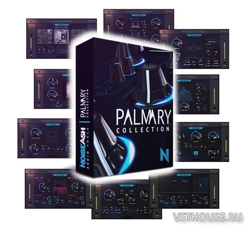 NoiseAsh - Palmary Collection v1.3.2 VST, VST3, AAX x86 x64 R2R
