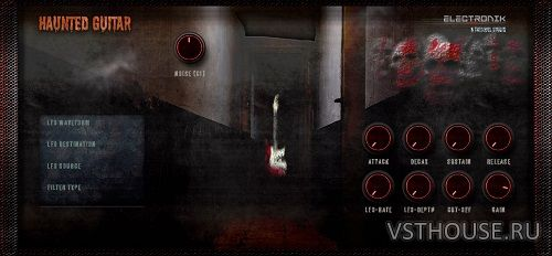 Electronik SoundLab - HAUNTED GUITAR 1.0 VSTi, VSTi3, AUi x64