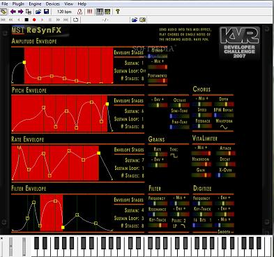 Програмку для обработки голоса вокал