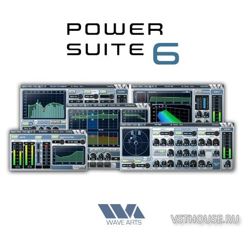 Wave Arts - Power Suite 6.09 VST3, AAX x64 [03.2021]