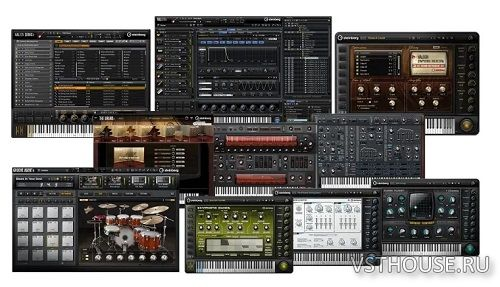 Steinberg - Absolute 4 VST Instrument Collection