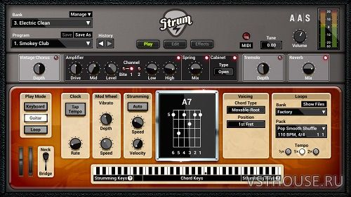 Applied Acoustics Systems - Strum GS-2 v2.4.0