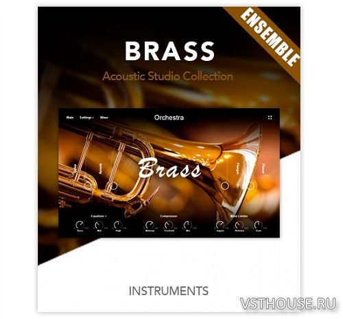 Muze - Brass Ensemble (KONTAKT)